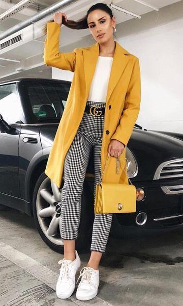 look amarelo mostarda - Conheça a paleta de tons para o inverno 2018!