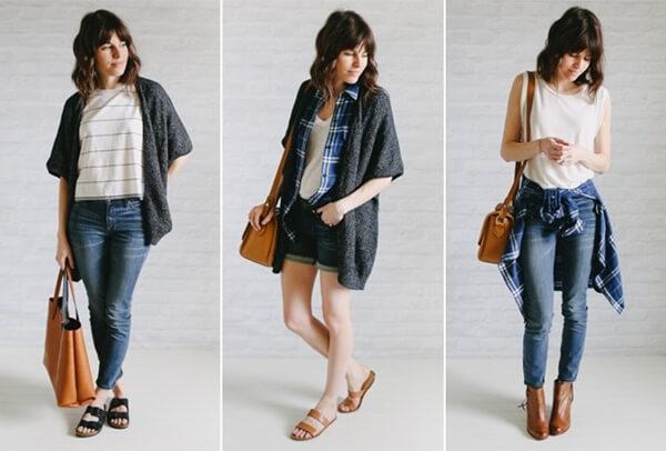 roupas versateis - Como combinar acessórios com a roupa? Veja 7 dicas!