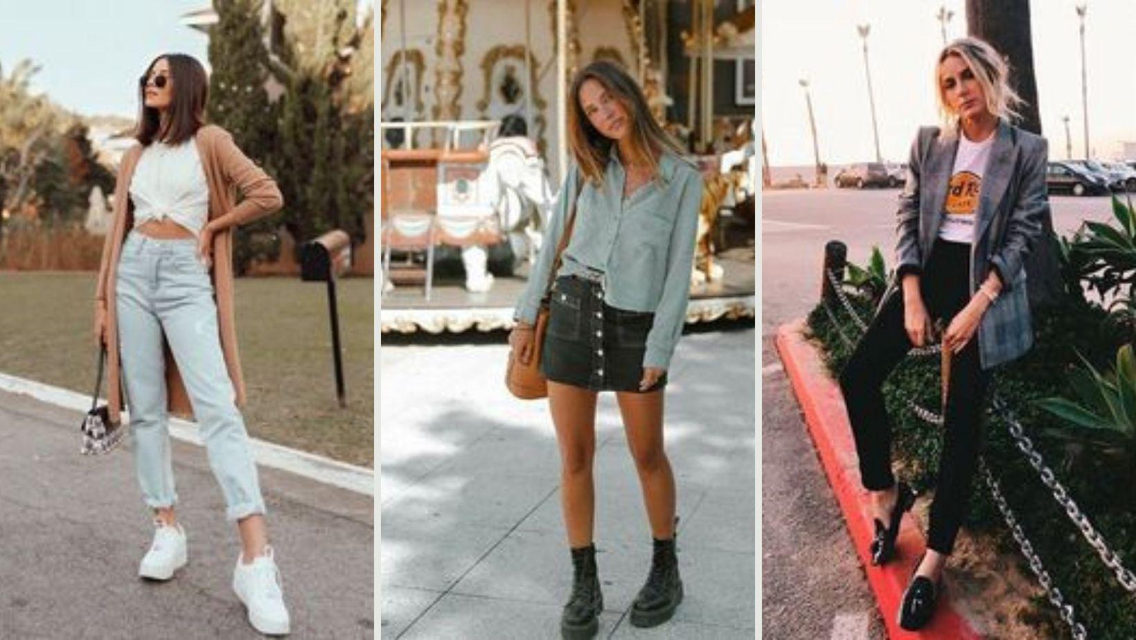 Três tipos de sapato que são tendência em 2022
